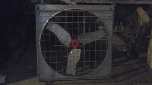 Ventilador Industrial Energía 220v