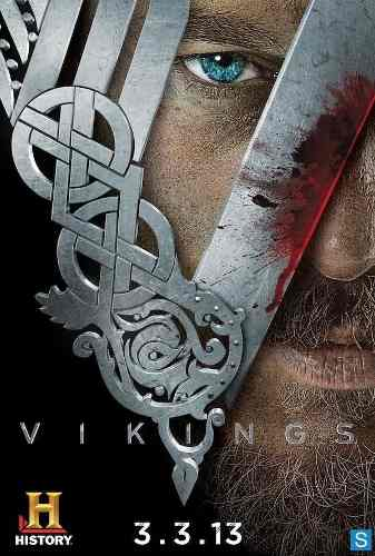 Vikingos Serie Tv Digital Hd