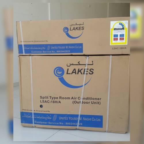 Aire Acondicionado Split Lakes 18000 Btu