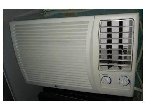 Aire Acondicionado Tipo Ventana Lg 12000 Btu/h