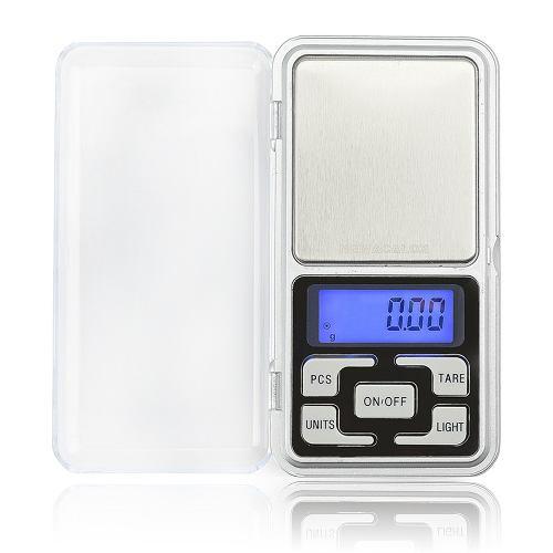 Balanza Peso Digital Gramera Portatil Joyera 0.01 A 500g