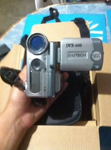 Camara De Video Dvx-600