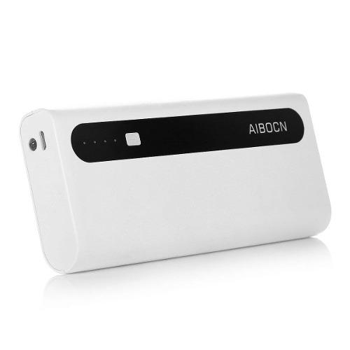 Cargador Portatil Power Bank 10000mah Aibocn Led2usb