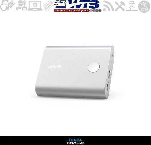 Cargador Portátil Power Bank Anker Powercore 10050 Mah
