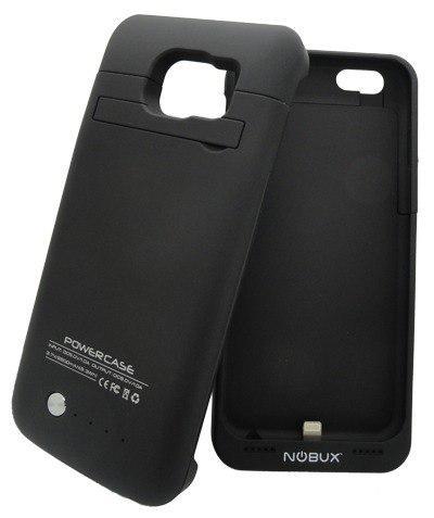 Forro Cargador Power Case Samsung S6 |micro Usb| 25min Nobux