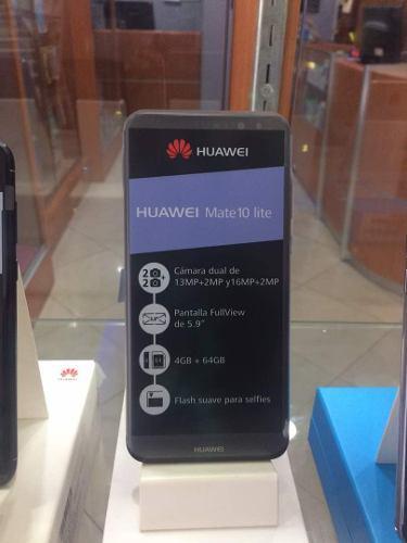 Huawei Mate 10 Lite. Con Garantia,somos Tienda Física