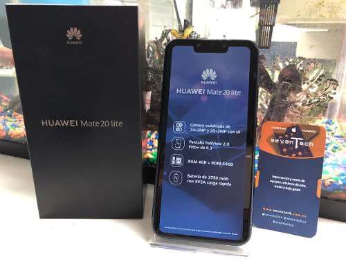 Huawei Mate 20 Lite 4gb De Ram 64 Gb De Rom Ccct 290