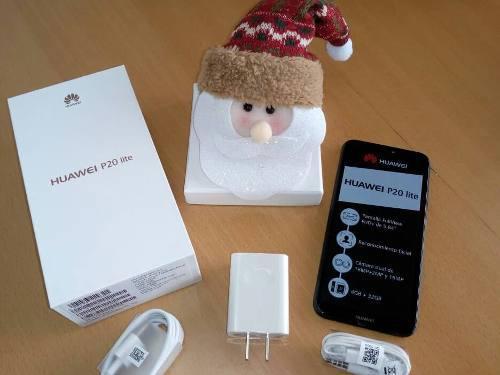 Huawei P20 Lite Tienda Fisica + Obsequio(280)