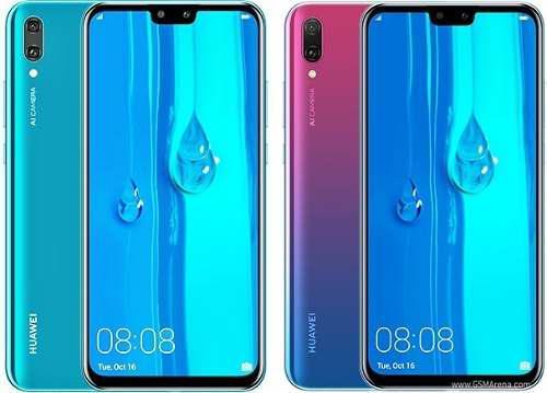Huawei Y9 2019 3gb Ram 64gb Pantalla 6.5 Cuatro Camaras Nuev