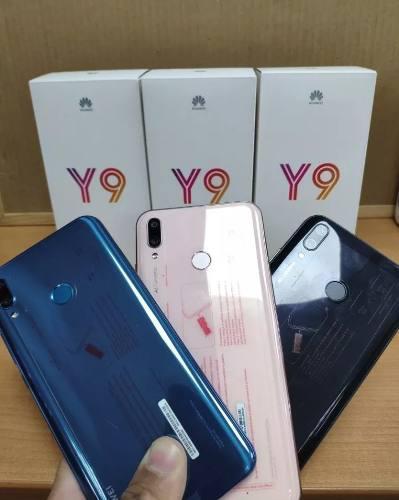 Huawei Y9 2019 6.5 3gb Ram 64gb Almacenamiento
