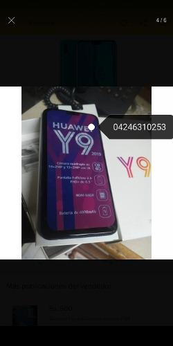 Huawei Y9 2019 Nuevos De Caja