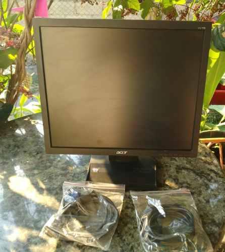 Monitor Lcd De 17 Marca Acer