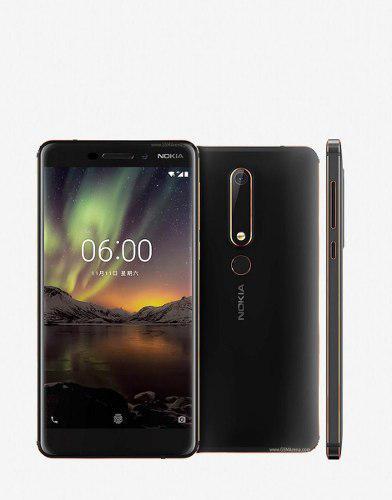 Nokia 6.1 2018 3gb Ram 32gb Modelo Nuevo Android One