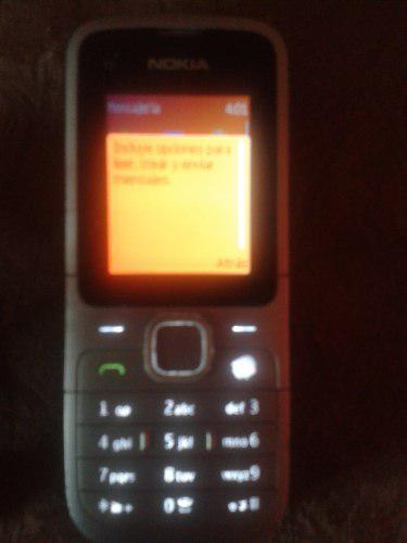 Nokia C1 01 Solo Movilnet 15v