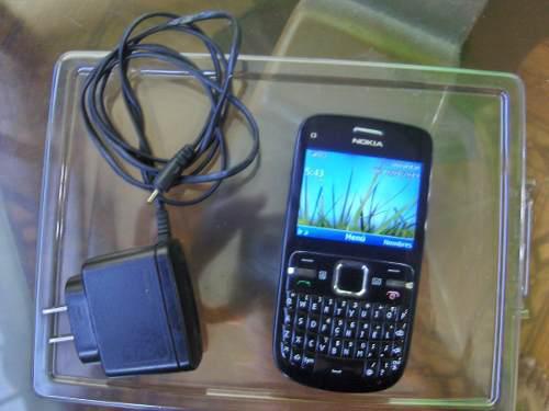Nokia C3 En Perfectas Condiciones.