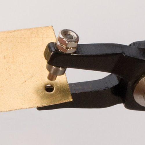 Pinza Perforadora Para Joyeria Y Orfebreria 1,25mm