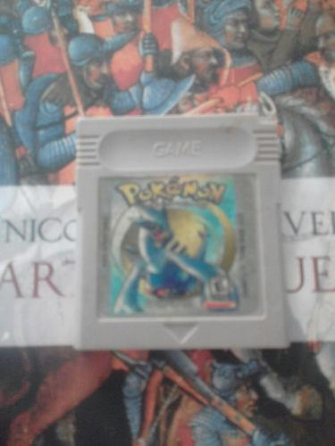 Pokemon Silver Para Game Boy