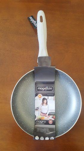 Sarten Antiadherente Mageflon Magno De Magefesa 24cm