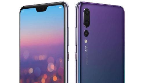 Smartphone Huawei P20 128gb 4 Gb Ram Dual Sim Yunav