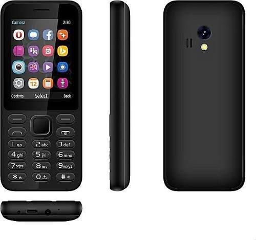 Teléfono Celular Nokia 222 Dual Sim Mp3 Camara