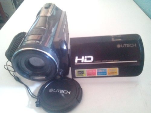 Video Camara Digital Utech Filmadora Hd (20$) Negociable