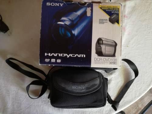 Video Cámara Digital Marca: Sony Handycam