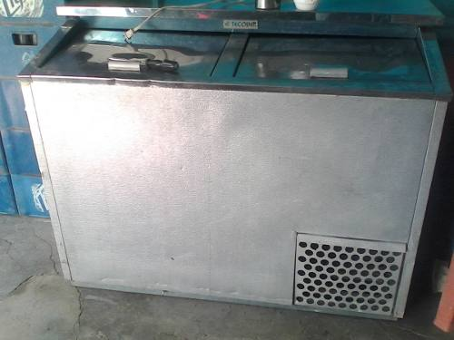 Combo Freezer 2 Puertas Tecoven Y Vacíos Polar