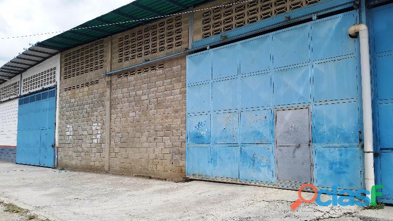 Galpón en venta en Maracay, Sector La Providencia, Cod. 19