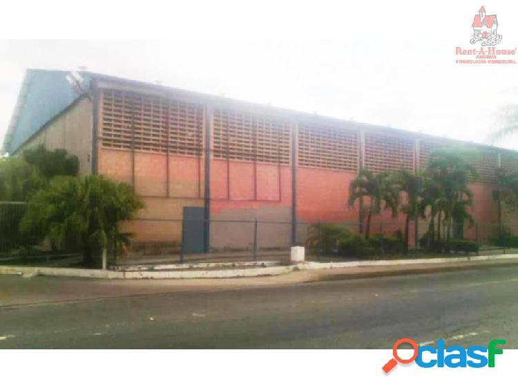 Galpon - Deposito En Venta En Maracay 19-2536 PMG