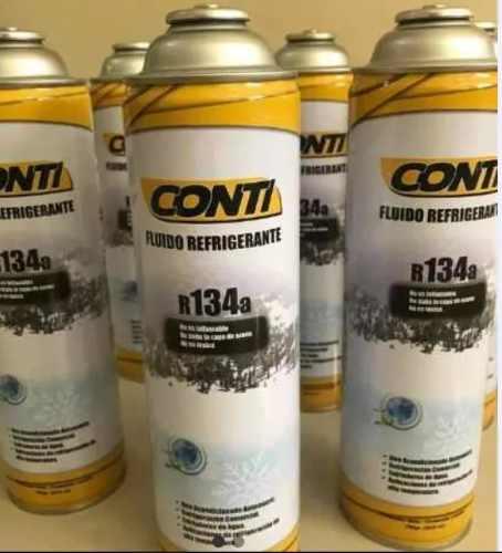 Gas Refrigerante 134a Conti De 750gr