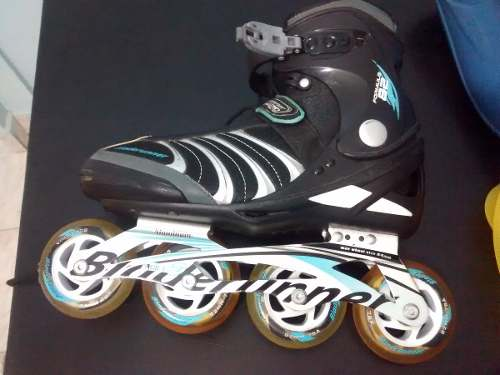 Patines Lineales Con Kit De Proteccion