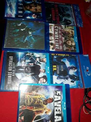 Peliculas Blu Ray 24 Titulos