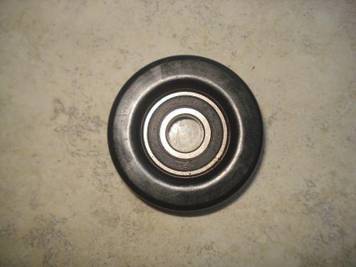Polea Patin De Metal Con Rodamientos De Fiesta Power 1,6