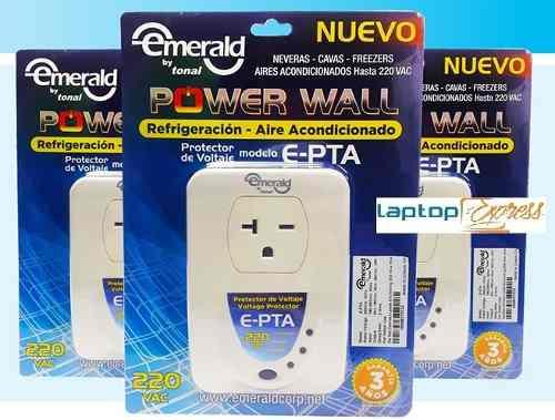 Protector Nevera Refrigerador Aire Acondicionado 220v