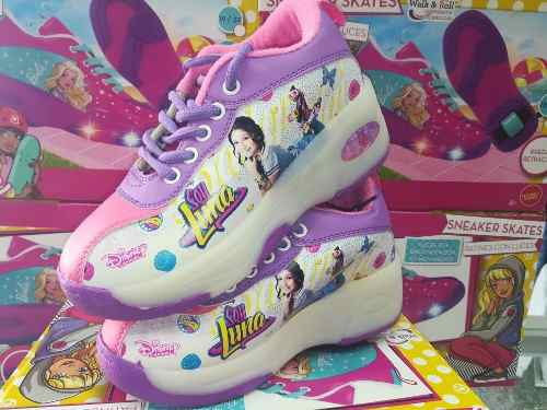 Zapatos De Soy Luna Originales Con Luces