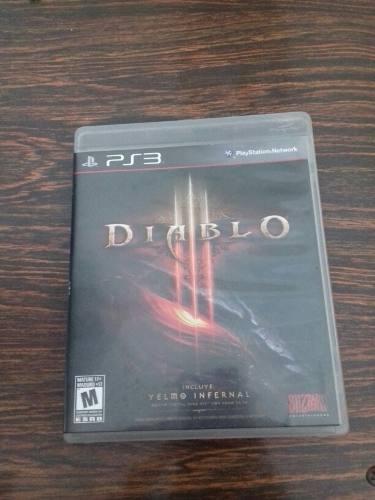 Diablo 3 Juego De Ps3