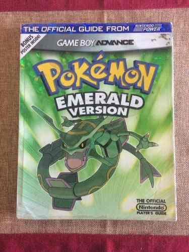 Guia Oficial De Nintendo Para Pokémon Esmeralda