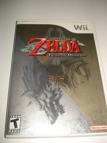 Juego De Coleccion Zelda T. P. Para Nintendo Wii