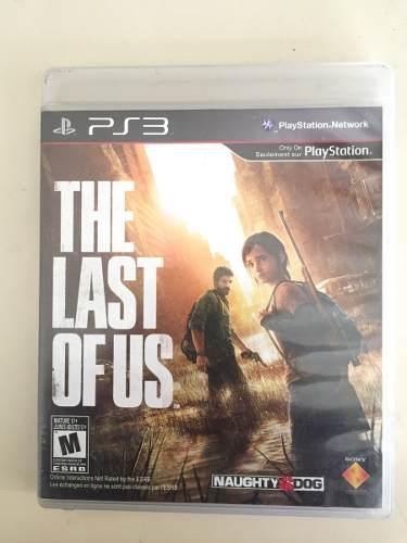 Juego De Ps3 The Last Of Us