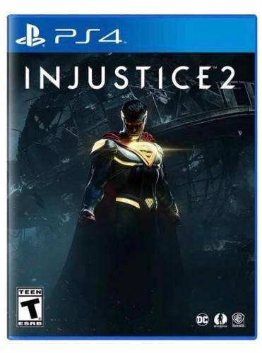 Juego Injustice 2 Sony Playstation 4 Ps4 Digital Cuenta