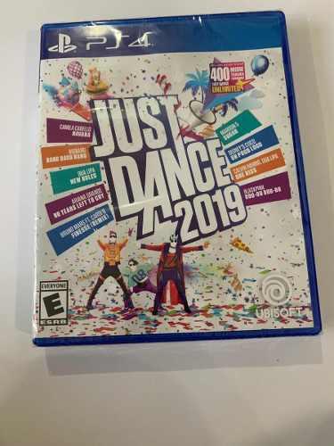Juego Justdance 2019 Ps4 Nuevo Físico Tienda Física