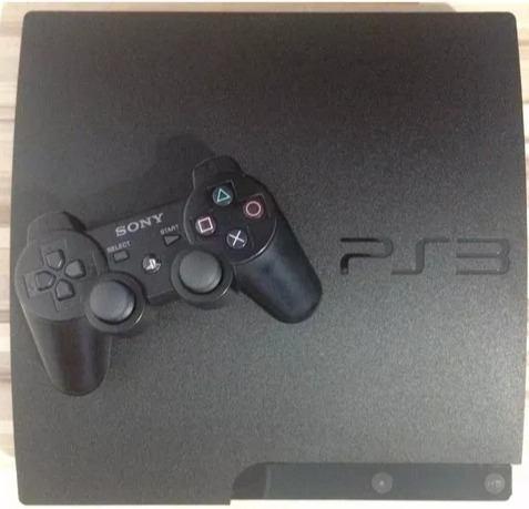 Playstation 3 + 1 Controles Nuevo Y 6 Juegos Liberado