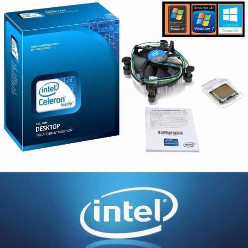 Procesador Intel Celeron 430 1.8ghz C512 800mhz Lga775 64bit