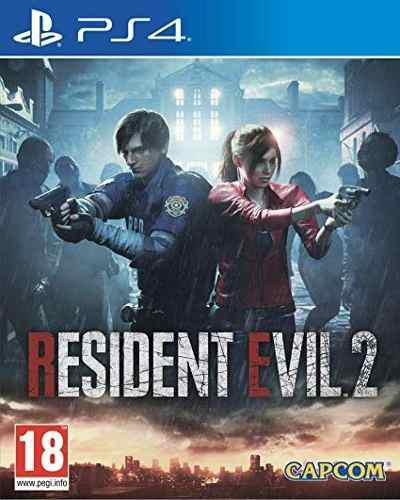Resident Evil 2 Remake Digital Ps4 Secundario