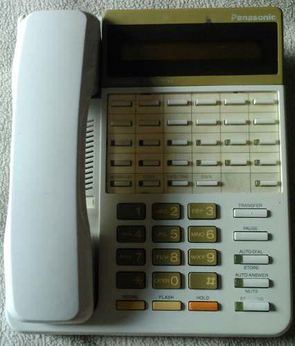 Telefono Operadora Panasonic Mod. Kx-t7130 Usado
