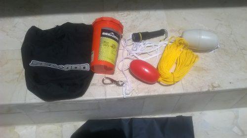 Ancla Flotante Para Moto De Agua Y Equipo Emergencia See Doo