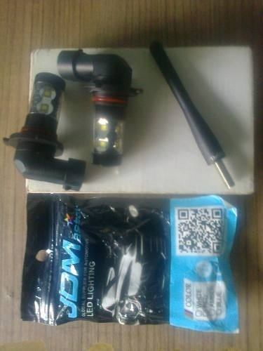 Antena Stubby Jeep Grand Cherokee Año  Y Luces Led