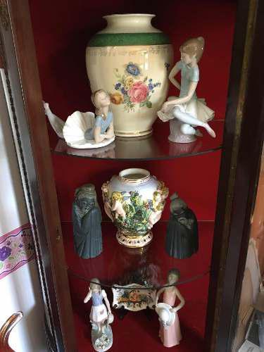 Antigua Porcelana Lladro Bavaria Capodimonte Colección