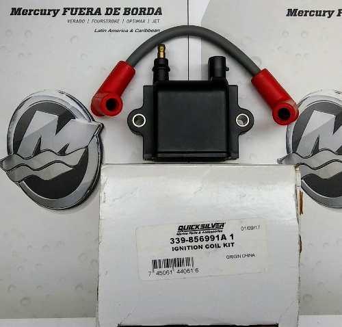Bobina Para Motores Mercury Optimax 2.5 Y 3.0