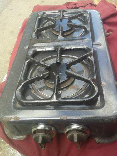 Cocinas A Gas De 2 Hornillas.